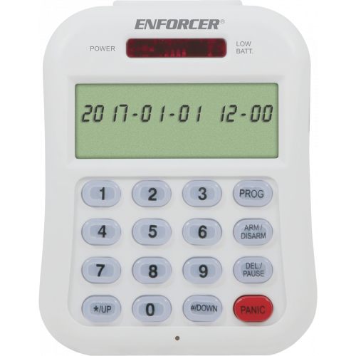 Seco-Larm Enforcer E-921APQ Telephone Alarm Dialer with Listen-In