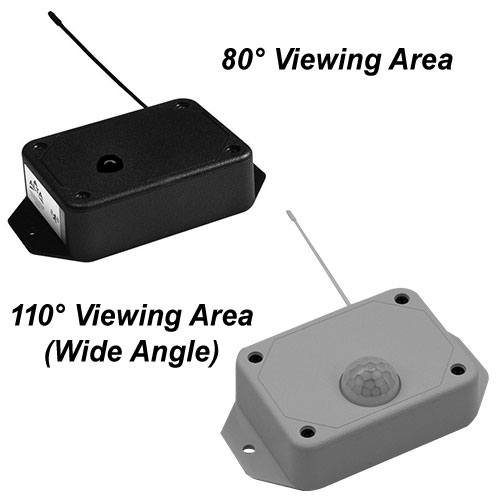 ALTA Wireless Infrared Motion Sensor - AA Powered, 900MHZ