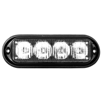 SecoLarm SL-1311-MA-C High Intensity LED Strobe, Clear