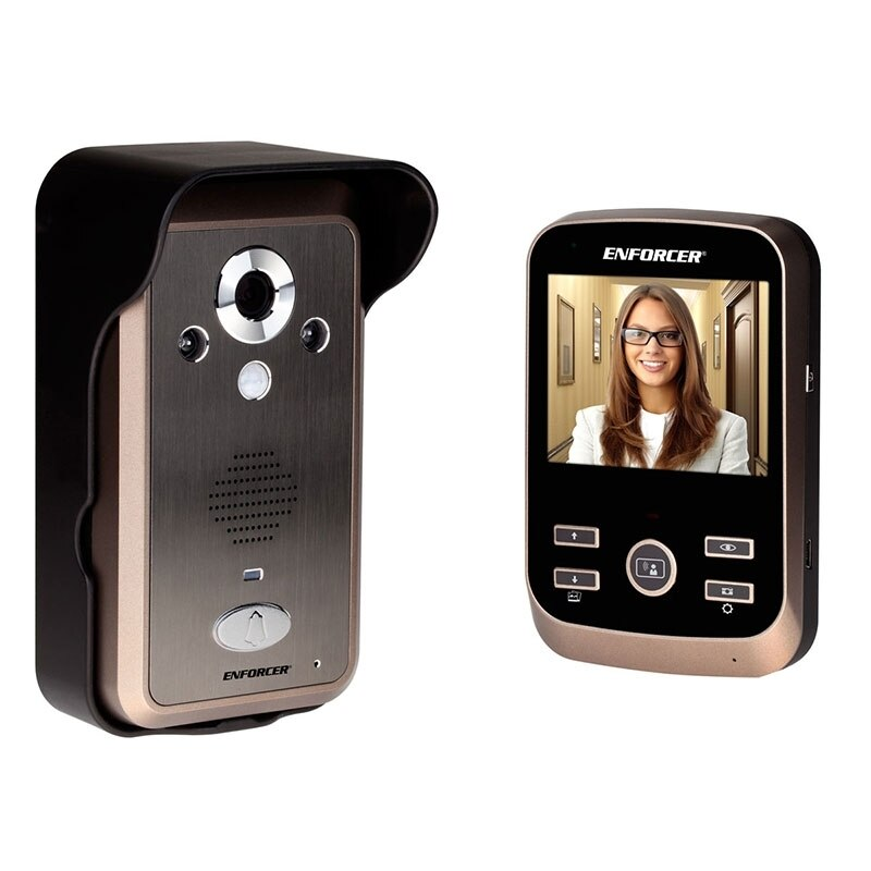 Enforcer Wireless Video Intercom