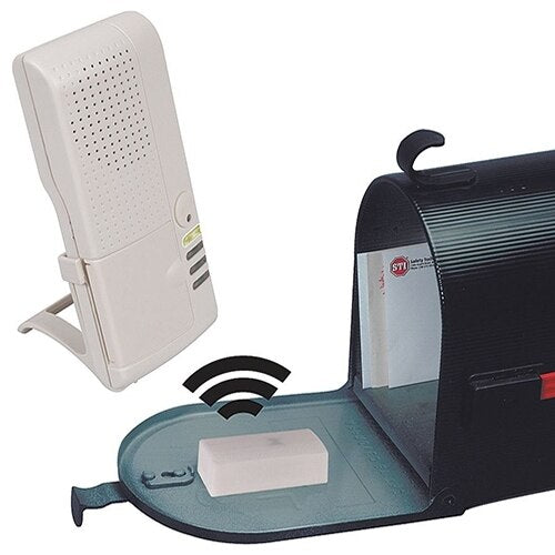 STI Wireless Mailbox Alert Receiver with 4 Channel Voice Receiver