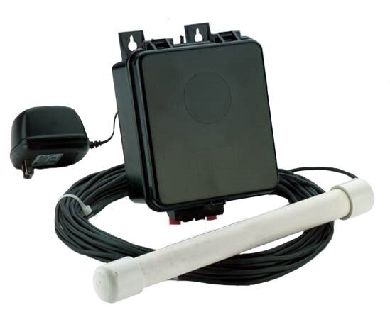Dakota Alert VS-250 Hardwired Magnetic Vehicle Sensor with 250 ft Probe