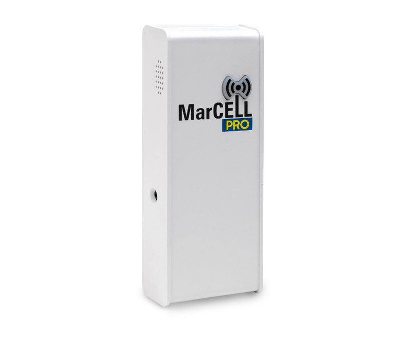 MarCell Pro Cellular Temperature Humidity and Power Monitoring