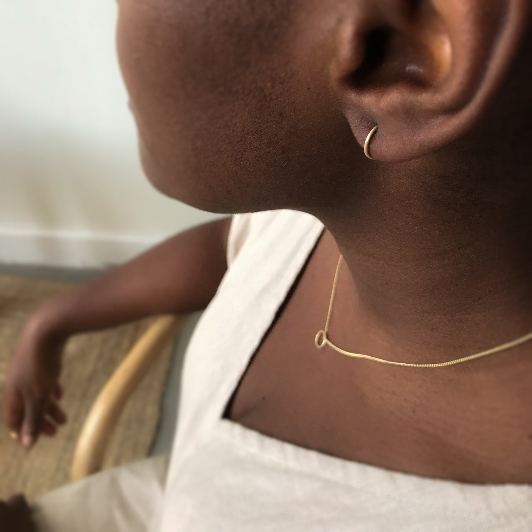 PHASE FINE | EARRINGS GOLD