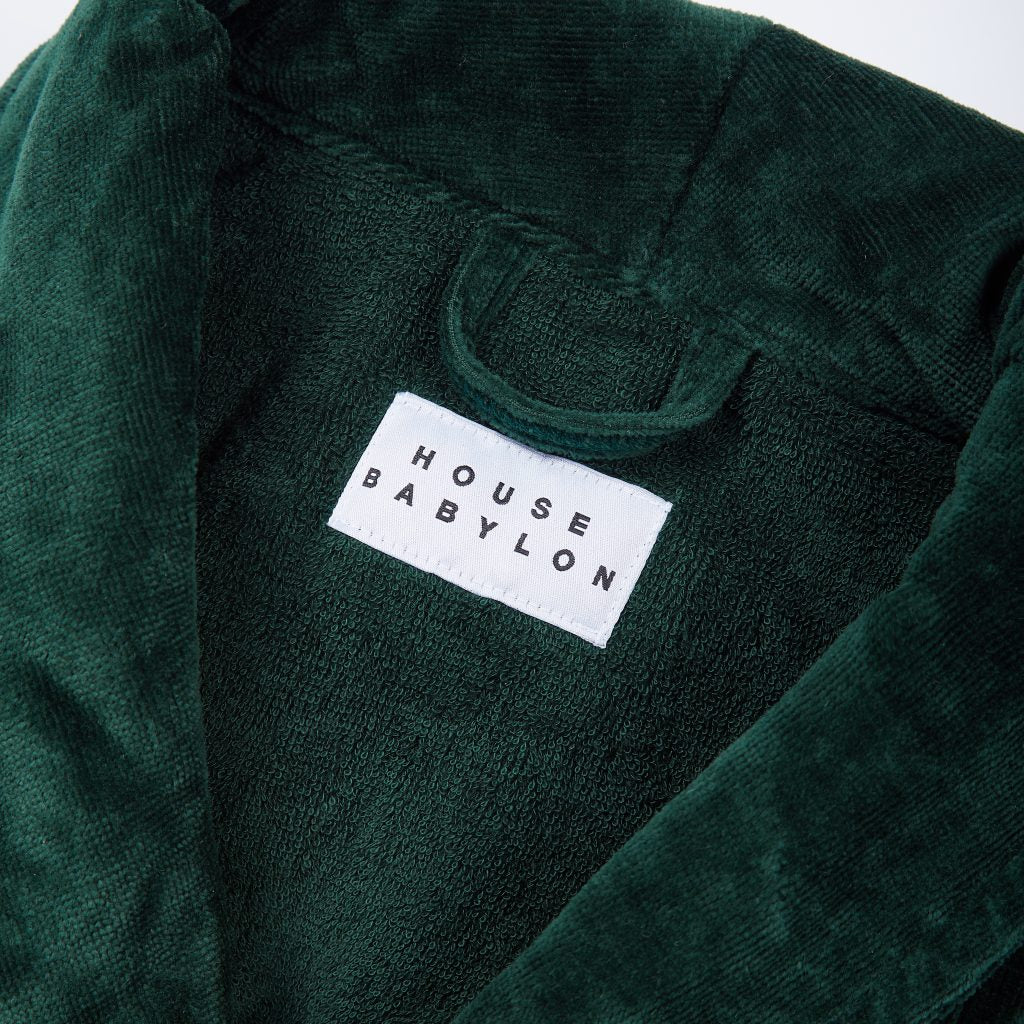 BATHROBE | Green