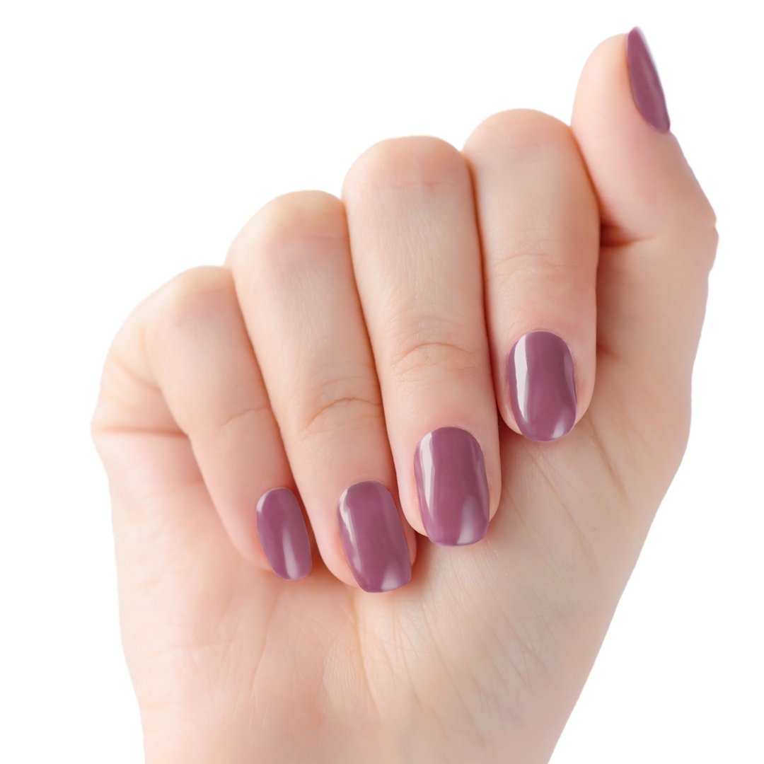 CALIFORNIA LILAC - NATURAL VEGAN NAIL POLISH