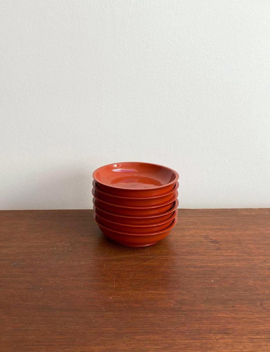 Japanese Lacquerware Dishes