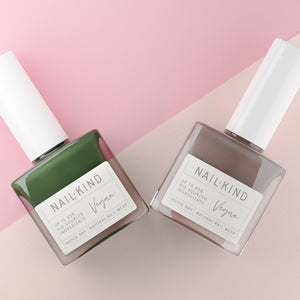 GREEN DAZE - NATURAL VEGAN NAIL POLISH