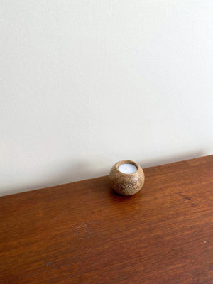 Round Onyx Tea Light Holder