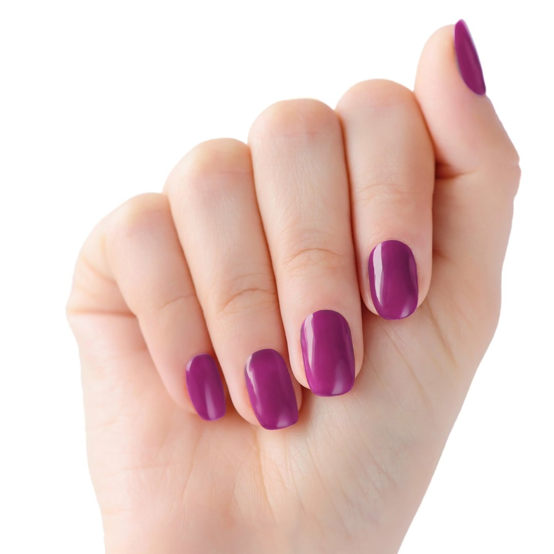 SHH-SHOCKING - NATURAL VEGAN NAIL POLISH