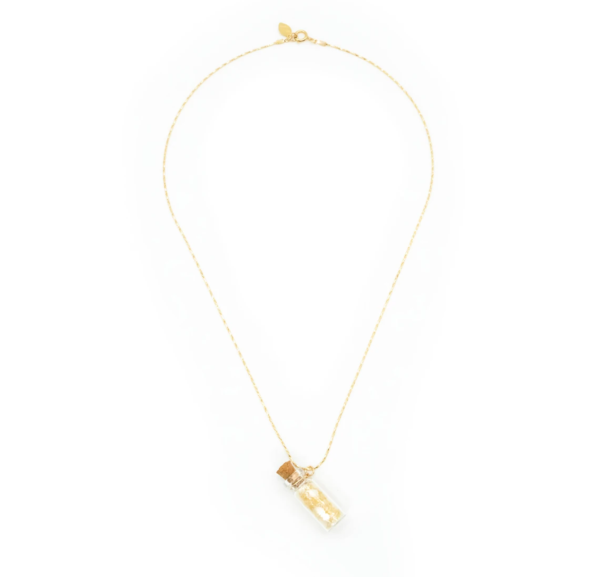 Gold Filled Necklace - Pearl Jam Blend