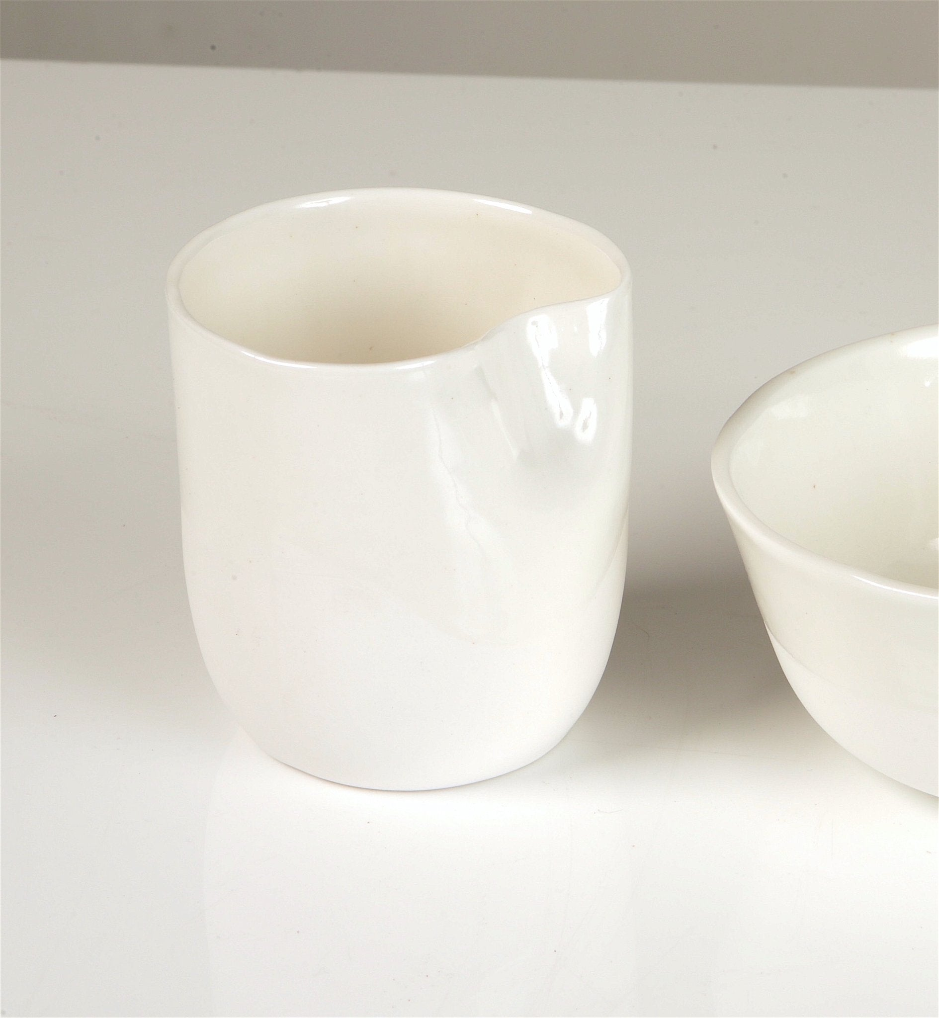 Fine bone china cup, coffee mug
