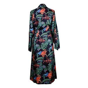 The Fish Kimono Long