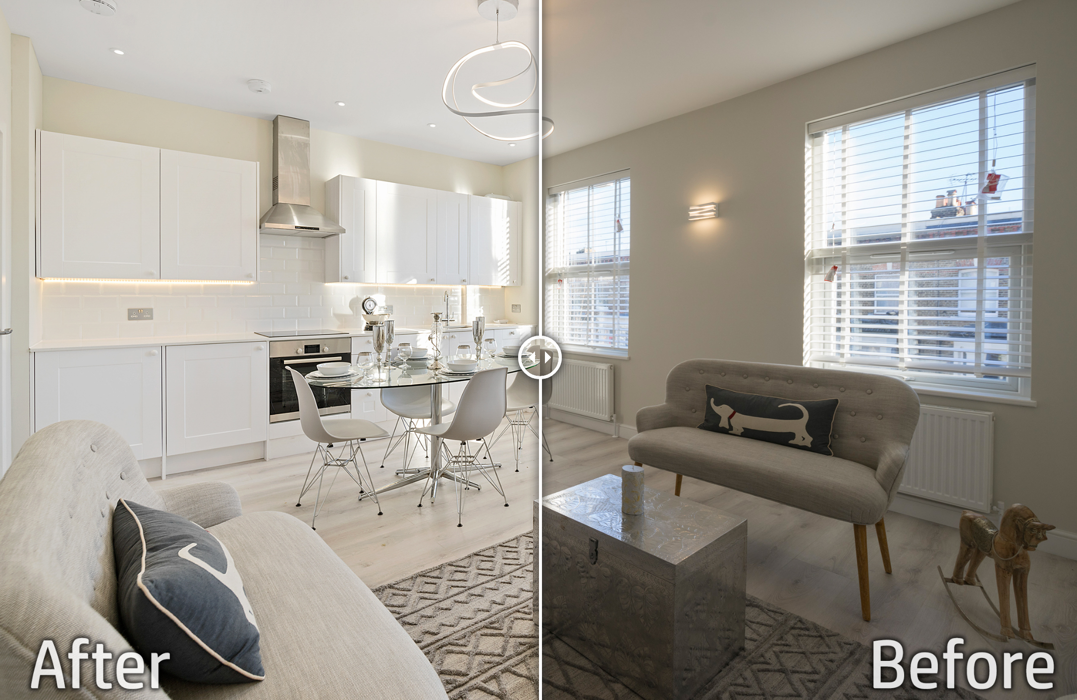 property photography editing - Design House Photography