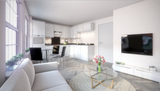 Interior Design Visualisation - Interior CGI Image