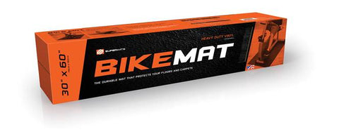 BikeMat Exercise Mat SuperMats