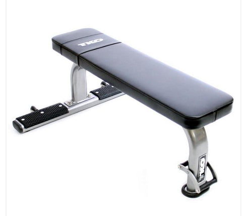 TKO FLAT EXERCISE BENCH.