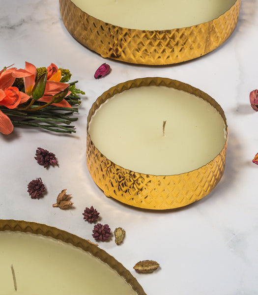 Aurous Scented candles