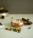 Gilded Flutter Scented Candle