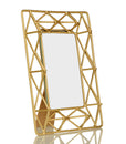 Gold Pyramid Frame