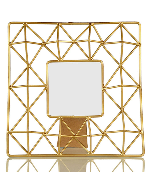 Square Pyramid Photo Frame
