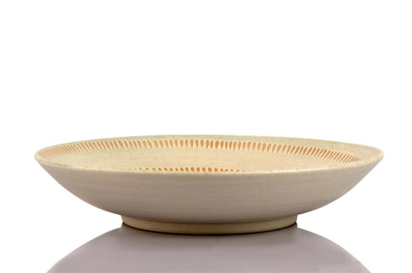 Ivory Coast Shallow Bowl