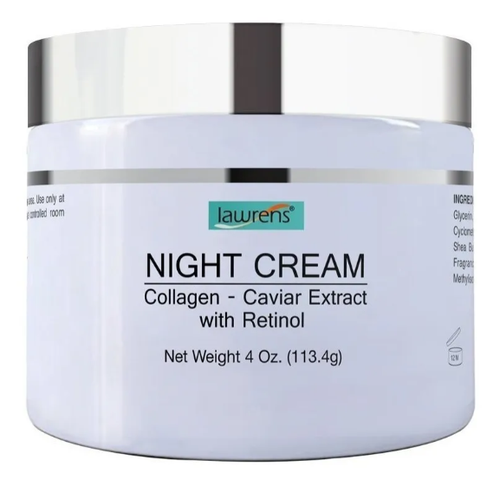 crema de noche de lawrens, crema night cream