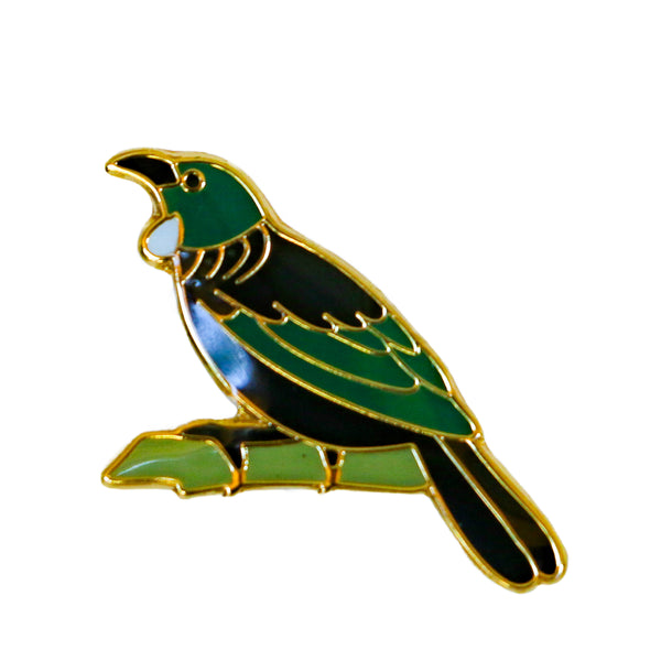 Native Bird Pin