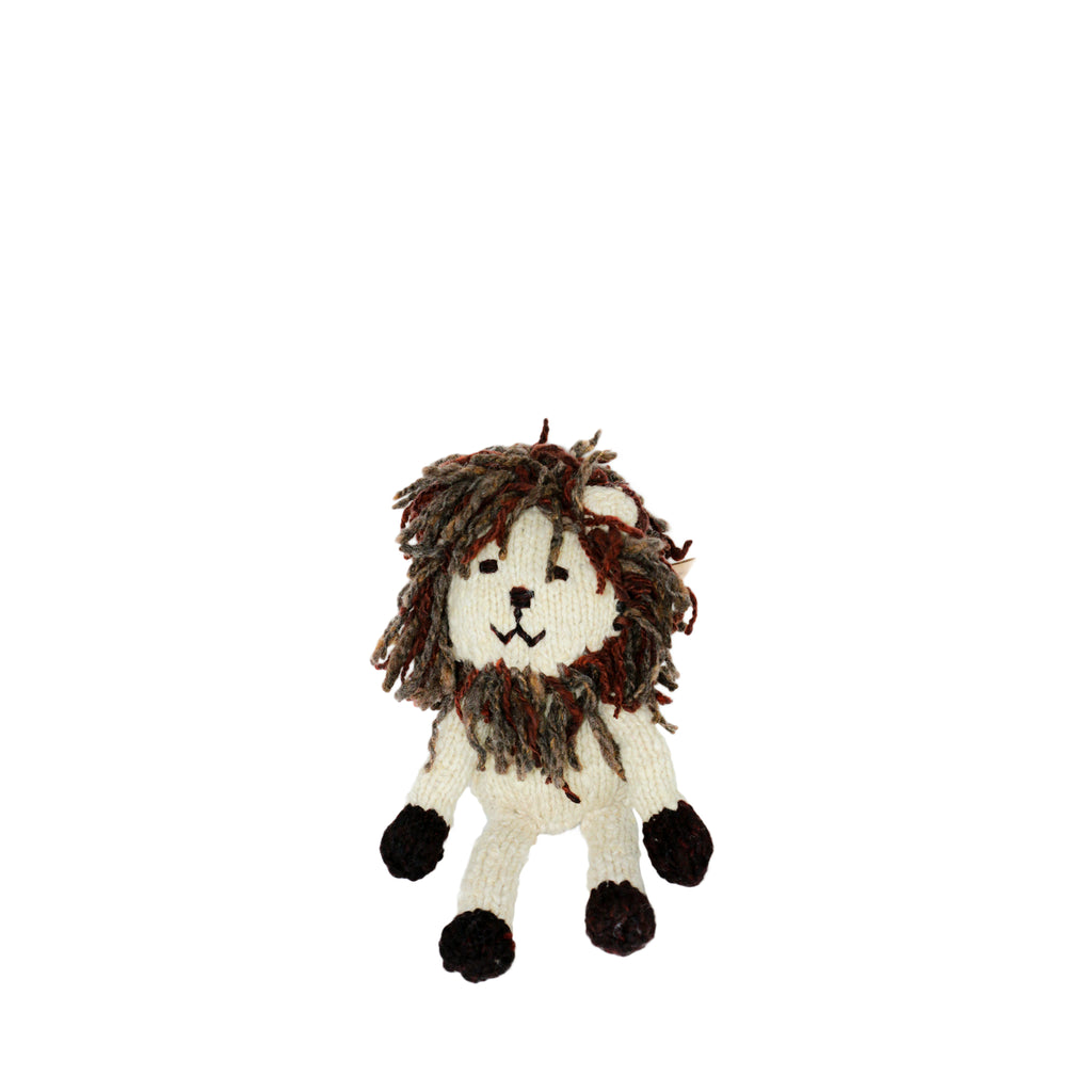 Kenana Knitter Shelf Safari Lion