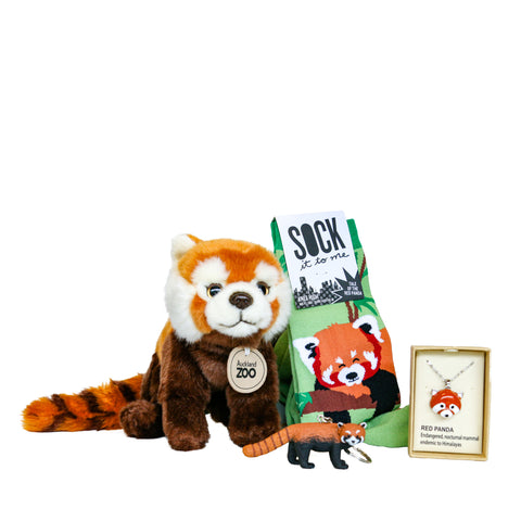 Red Panda Fan Pack