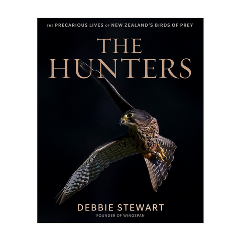 The Hunters: New Zealand's Birds Of Prey