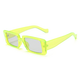 Chunky Rectangle Sunglasses