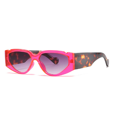 Cat Eye Rectangle Sunglasses