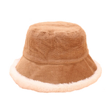 Ribbed Bucket Hat