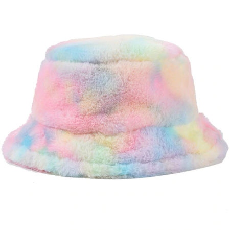 Soft Woolen Bucket Hat