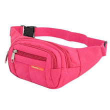 Load image into Gallery viewer, 6 Colors Unisex Waist  Men Women Bum Bag Travelling Phone Money Pouch Banana Bags Female Belt Bags - SaturnLoop Shops Sales
