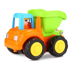 Hola 326 Engineering Vehicle Toys Gift for Toddler - SaturnLoop Shops Sales