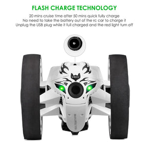Paierge PEG - 81 2.4GHz Wireless Bounce Car for Kids - SaturnLoop Shops Sales