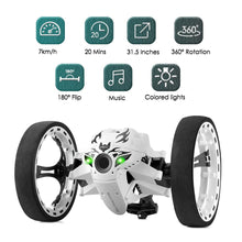 Load image into Gallery viewer, Paierge PEG - 81 2.4GHz Wireless Bounce Car for Kids - SaturnLoop Shops Sales
