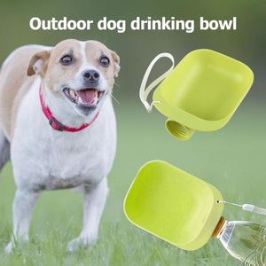 Portable Pet Dogs Water Bottle For Small Large Dogs Travel Puppy Cat Drinking Bowl Outdoor Pet Feeder Dispenser Pet Product - SaturnLoop Shops Sales