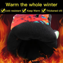 Load image into Gallery viewer, Men Women Kids Winter Warm Snowboarding Ski Gloves Snow Mittens Waterproof Cycling Skiing Snowmobile Handschoemen S M L XL - SaturnLoop Shops Sales