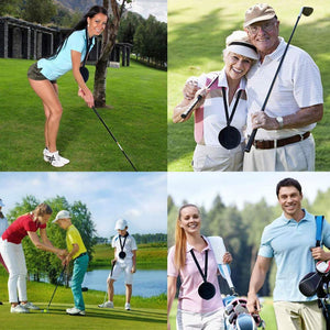 New Golf Swing Trainer Ball With Golf Smart inflatable Assist Posture Correction Training For Golfers - SaturnLoop Shops Sales
