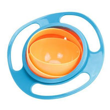Load image into Gallery viewer, Baby Feeding Dish Cute Baby Gyro Bowl Universal 360 Rotate Spill-Proof Bowl Baby Food Feeding Boxes - SaturnLoop Shops Sales