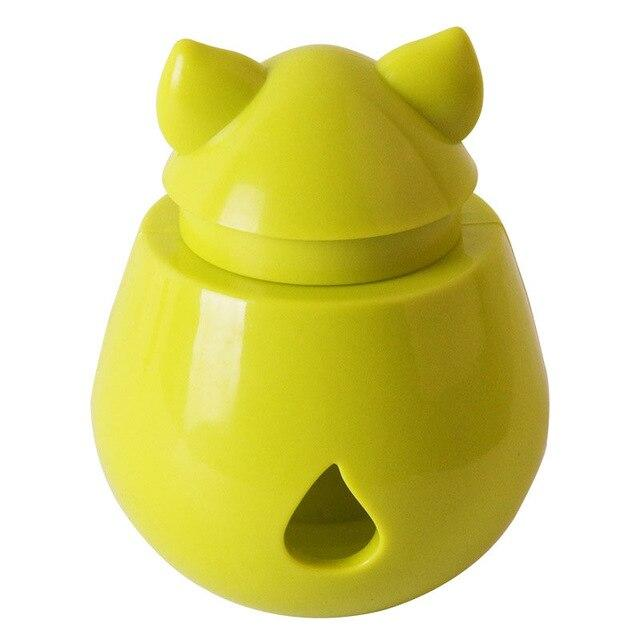 New Pattern Drum Type Leakage Ball Souptoys Tumbler Dogs Miss The Ball Pet Toys - SaturnLoop Shops Sales