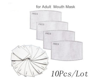 Anti Pollution PM2.5 Mouth Mask Dust Respirator - SaturnLoop Shops Sales