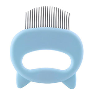 Pet Massager & Deshedding Shell Comb - SaturnLoop Shops Sales