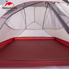 Load image into Gallery viewer, Naturehike 1.8KG  Tent 3 Person 20D Silicone Fabric Double Layers Rainproof Camping Tent NH Outdoor Tent 4Season