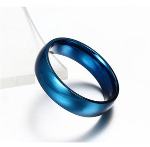 Vnox 6mm Classic Wedding Ring for Men Women - SaturnLoop Shops Sales