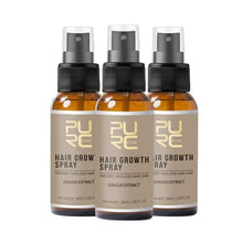 Load image into Gallery viewer, Purc 30ml Hair Growth Spray Natural Ginger Essence Spray Effective Extract Anti Hair Loss Nourish Root Hair Care Treatment - SaturnLoop Shops Sales
