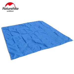 NatureHike  2.15*1.5M Tent Mat Silver Coated Tarp Tent Gazebo Sun Shade  Blue Orange Green Outdoor
